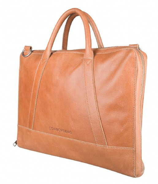 Cowboysbag  Laptop Bag Holden 15.6 Inch camel (370)