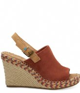 TOMS Monica Suede red (10013450)