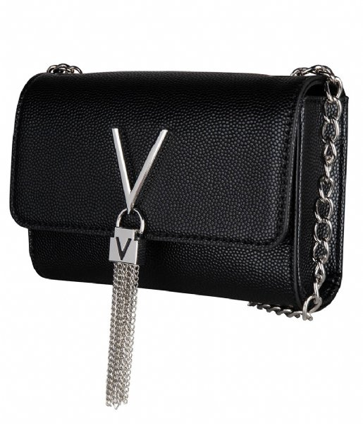 Valentino Handbags  Divina Clutch nero