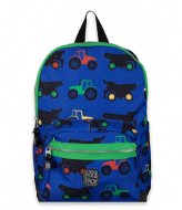 Pick & Pack Tractor Backpack M 13 Inch Blue